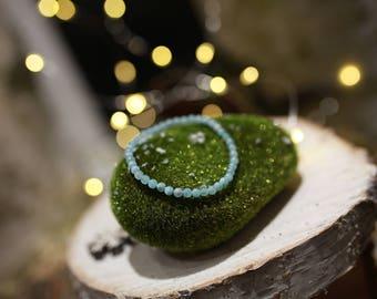 Bracelet Aquamarine.