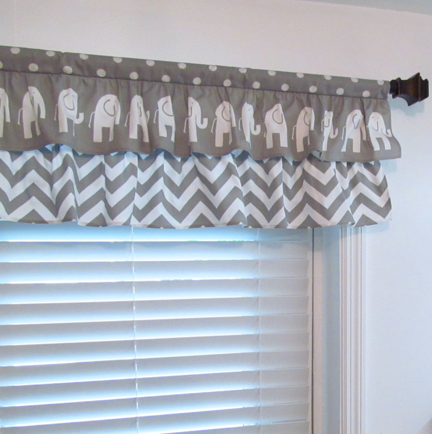 country blue loading cotton larg tie valance curtainworks zoom curtains valances up com window plaid