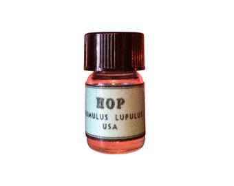 Hop Essential Oil, Humulus lupulus, USA  - 5/8 dram