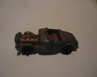 Vintage Tootsietoy Metal Toy Car, collectable, USA