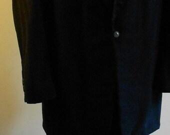 """1950's, 44"""" chest, tux suit jacket, 38"""" suit pants."""