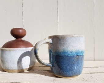 Coastline mug