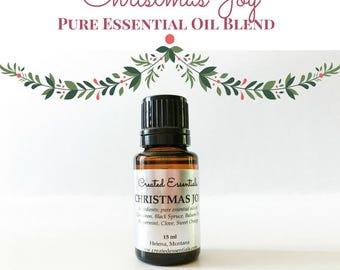 Christmas Joy Essential Oil Blend