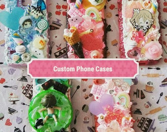 Sweet Custom Decoden Cases