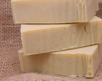 Sinus Castile Goats Milk Soap Olive oil Soap No Coconut oil Soap Essential oil soap Handmade soap Homemade soap