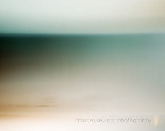 on the horizon.  fine art photograph. giclee. abstract. print. subtle