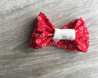 Bracelet or cuff fabric bow