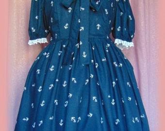 Sailor Lolita Dress