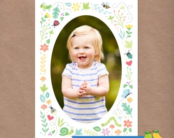 Add-on: Love Bug Printable Photo Back (Add to any of our Love Bug Invitations!)