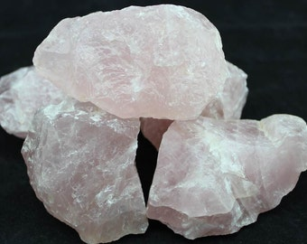 Rose Quartz- Raw Mineral Specimen ROSN1