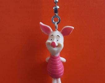 Winnie the Pooh, Piglet fan pull