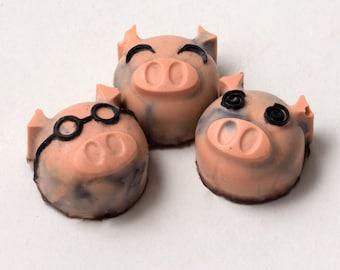 Chocolate Bacon Truffles