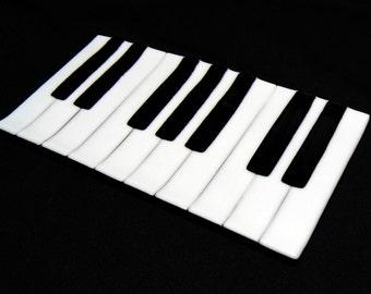 PIANO KEYBOARD DISH