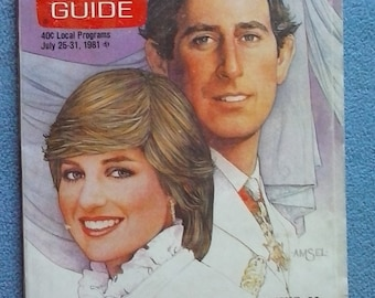 TV Guide July 25, 1981