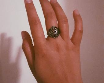 Enchanting Silver Ring