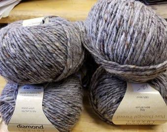 diamond Luxury Donegal Tweed Yarn