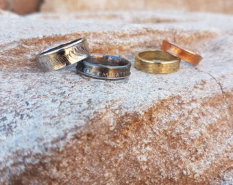World Coin Ring