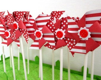 4th of July Favors Fourth of July Decor July 4th Cupcake Toppers 4th of July Decorations Fourth of July Patriotic Birthday Party Favors
