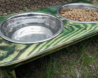Raised Dog Bowl, Elevated Pet Feeder, Dog Bowls, Pets Supplies