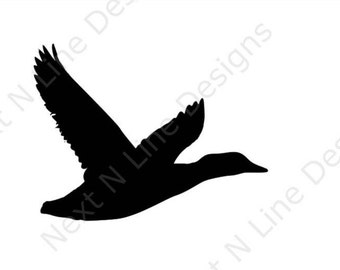 Hunting, Duck Hunting, Duck, Goose, Wildlife, Sportsman, Window Sticker, Car Decal, Vehicle Decal, Car Window Decal, Home Decor, Vinyl Decal