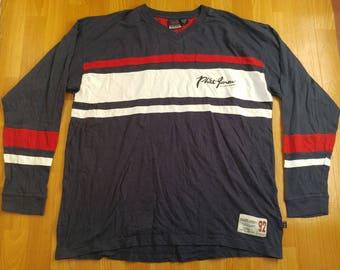 PHAT FARM sweatshirt of vintage 90s hip-hop clothing, 1990s hip hop hoodie, sweat shirt og, gangsta rap, size L Large