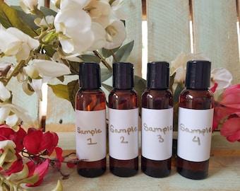 Natural, Organic Sample Body Wash