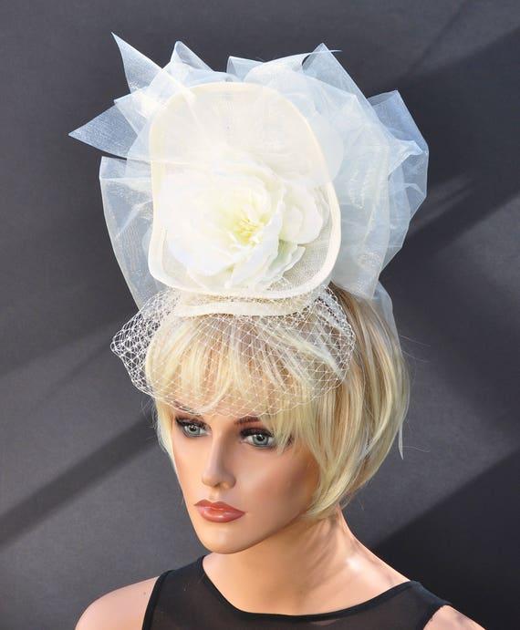 Kentucky Derby Hat, Kentucky Derby Fascinator, Derby Hat, Derby Fascinator, Ascot Hat