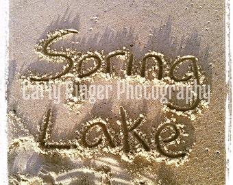 Shore: Spring Lake In Sand Coaster