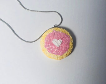 Sugar Cookie Necklace