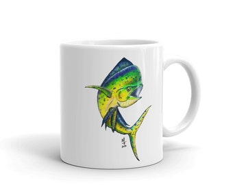 MahiMahi on your Mug