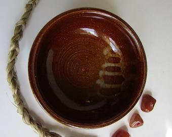 Pottery Bowl ~ Cape Breton NS