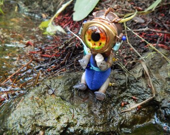 Тadpole the Diver. Toy. Sea World