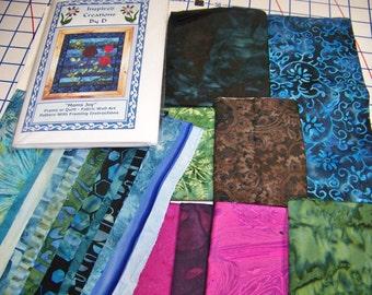 Moms Joy Art Quilt Pattern Kit