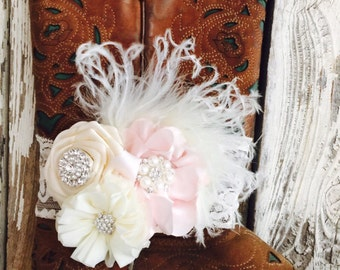 Bridal. Wedding. Special Occasion Boot Bracelet avaibale in any colors requested