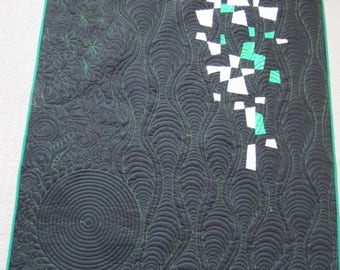 Modern double-sided quilt