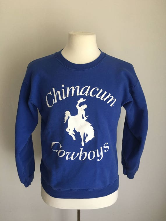 Vintage 90s Strictly Classical Music Sweatshirt Sweater S M 6wFIDWPBW