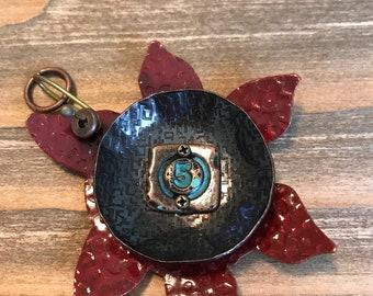 Steampunk Focal Pendant/Steampunk Jewelry Pendant/Steampunk Necklace Supplies