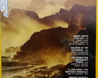 Nov 1972 National Geographic magazine