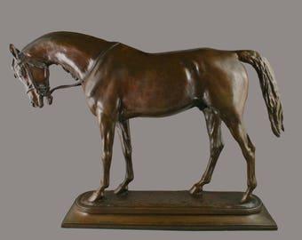 A.P.Proctor Bronze horse sculpture