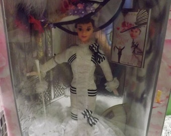 Barbie As Eliza Doolittle in My Fair Lady **NIB**