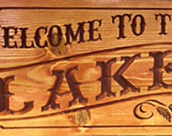 Welcome To The Lake