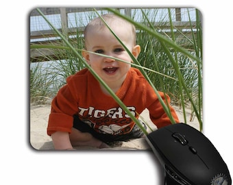 Personalized mouse pad,photo Keepsake,Custom Mouse Pad,Use your own photograph,Full color Mousepad,MP-CUST