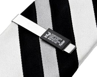 Computer Chip Tie Clip