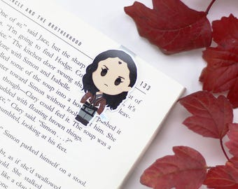 Eretria - Magnetic bookmark - Shannar || book club, book lover gifts, brooks, bookmarks, bookish, chronicles