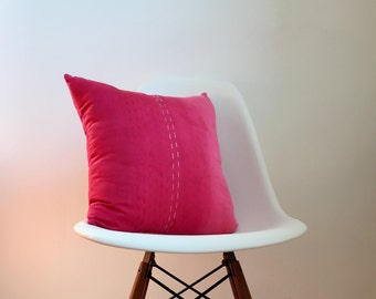 Red Ombre Pillow