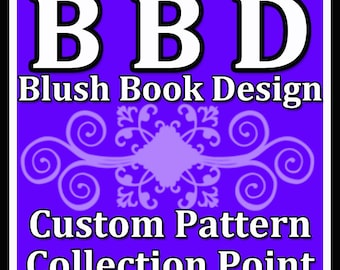 New Blush Custom Pattern Collection Point