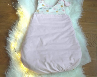 Sleeping bag/sleeping bag unique closure bow 0-6 months