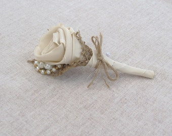 Boutonniere Pin Groom Father of the Bride Groomsmen Wedding Weddings boutnniere Weddings men accessories