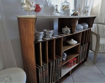 Craft table, counter, walnut, early twentieth century, 1920/30