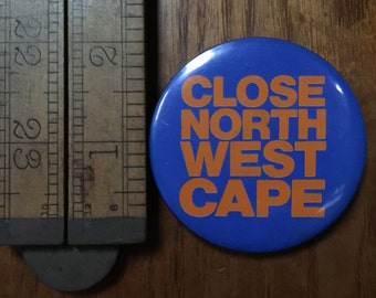 close north west cape badge
